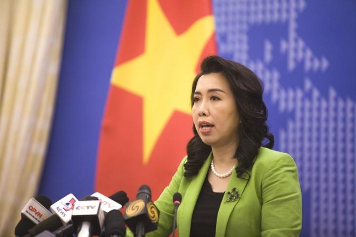 Bộ Ngoại giao: Việt Nam theo dõi sát diễn biến ở đá Ba Đầu - 1