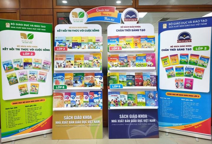 Giá sách lớp 2 và 6 NXB Giáo dục Việt Nam tăng ít nhất 3 lần so với hiện hành