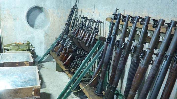 Video: Bên trong căn hầm từng chứa 2 tấn vũ khí của Biệt động Sài Gòn
