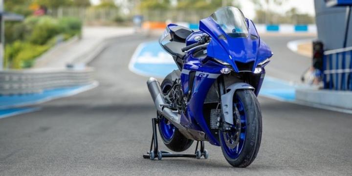 5 siêu mô tô nhanh nhất của thương hiệu Yamaha - 1