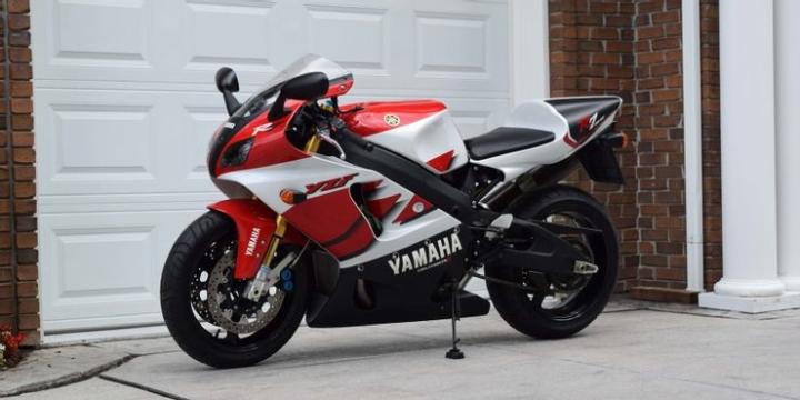 5 siêu mô tô nhanh nhất của thương hiệu Yamaha - 4