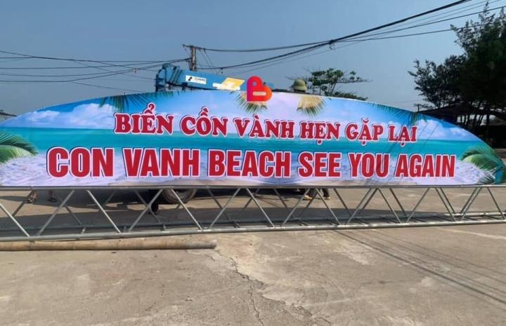 Khu du lịch Thái Bình sửa lại bảng tiếng Anh ngô nghê dịch Google - 2