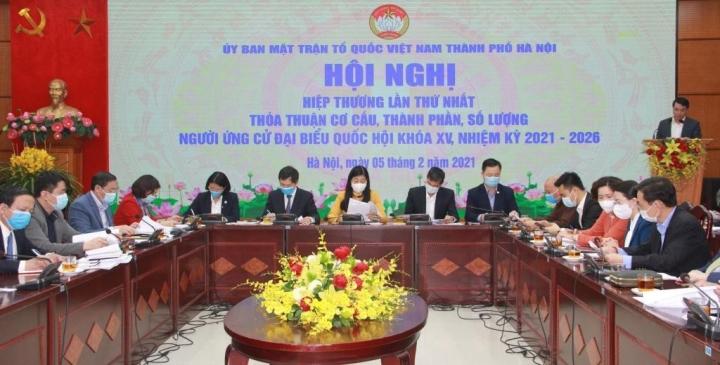 Hà Nội: Một người ứng cử đại biểu Quốc hội bị bắt tạm giam, 6 người xin rút - 1