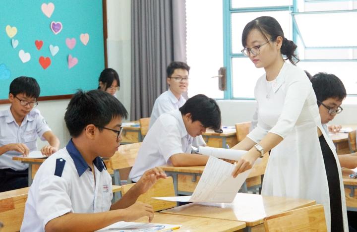 TP.HCM chính thức công bố lịch thi lớp 10