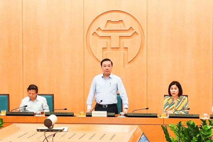 Hà Nội dự kiến tiêm vaccine COVID-19 cho 350.000 người trong năm 2021