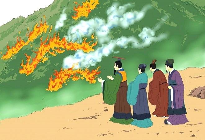 Câu chuyện bi thảm liên quan đến nguồn gốc Tết Hàn thực