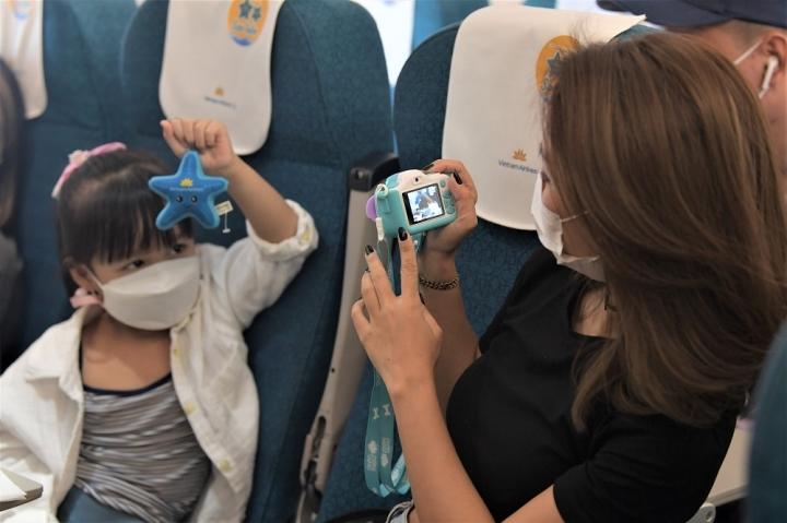 Lan tỏa thông điệp bảo vệ sao biển trên các chuyến bay đến Phú Quốc - 5