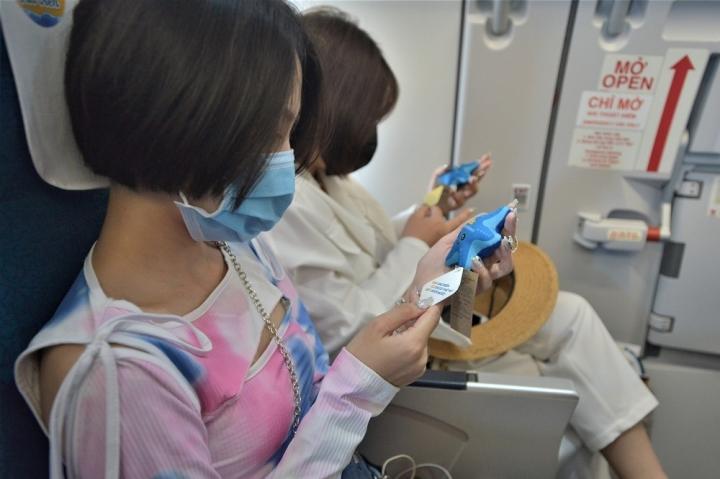 Lan tỏa thông điệp bảo vệ sao biển trên các chuyến bay đến Phú Quốc - 4