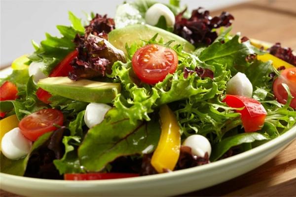 Những món salad vừa ngon vừa đẹp giúp giảm cân - 1