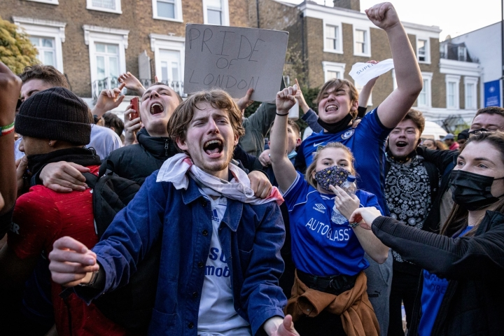 6 đội bóng Anh đồng loạt rời Super League trong đêm - 1