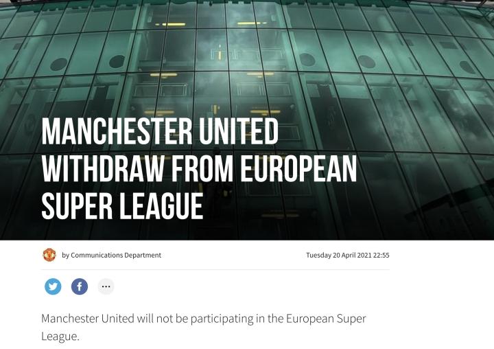 6 đội bóng Anh đồng loạt rời Super League trong đêm - 3