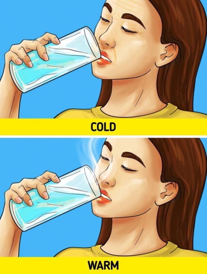Sẽ ra sao nếu bạn uống nước ấm mỗi ngày? - 1