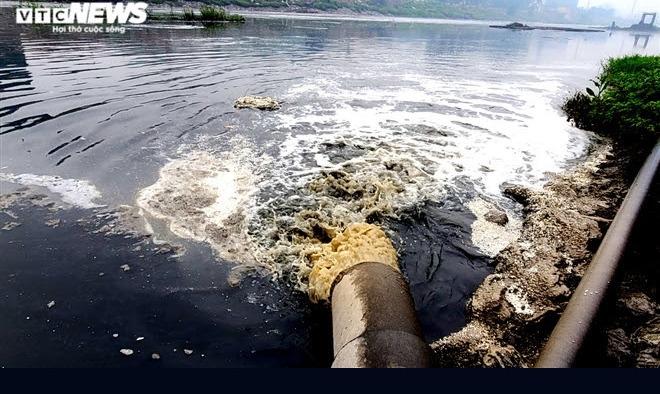 Sông Cầu trở thành nguồn đầu độc kinh hoàng: Ai cứu được sông? - 8