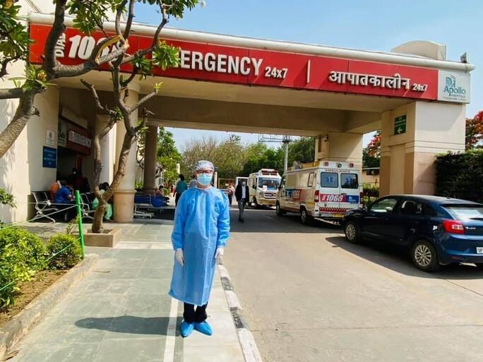 Đại sứ Việt Nam tại Ấn Độ: Chưa bao giờ cái chết và sự sống gần nhau đến thế - 4