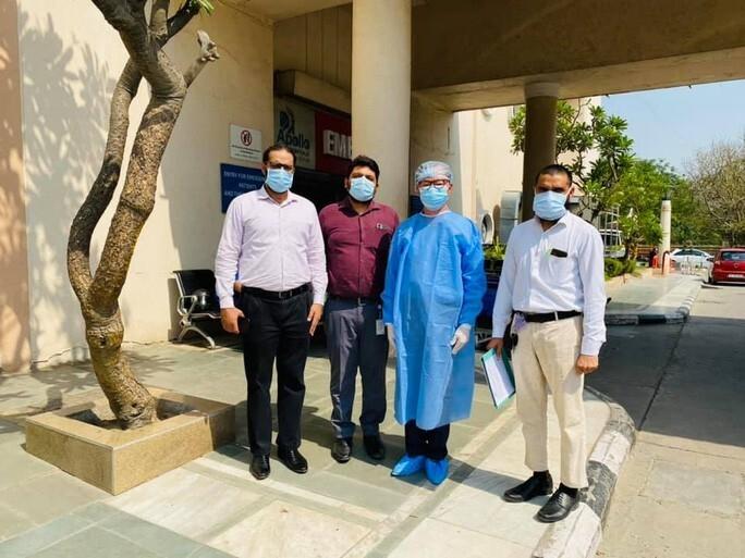 Đại sứ Việt Nam tại Ấn Độ: Chưa bao giờ cái chết và sự sống gần nhau đến thế - 3