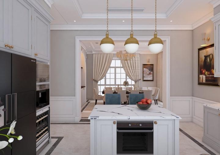 King Place Luxury Interior – địa chỉ thiết kế nội thất chuyên nghiệp - 1