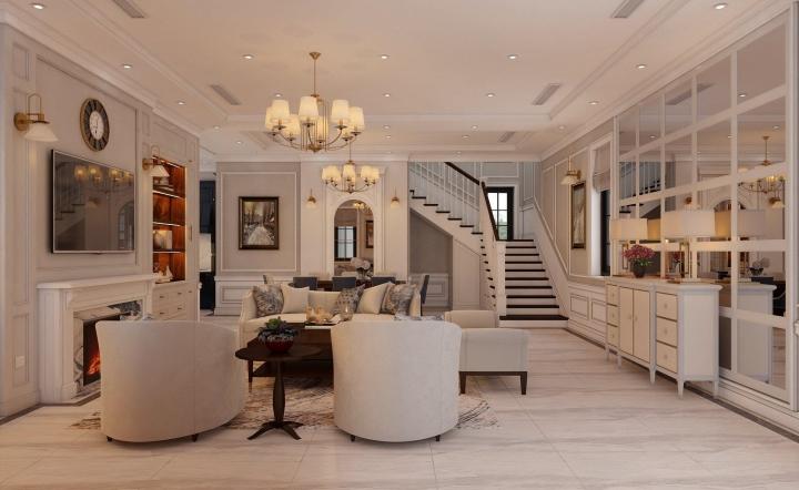 King Place Luxury Interior – địa chỉ thiết kế nội thất chuyên nghiệp - 2