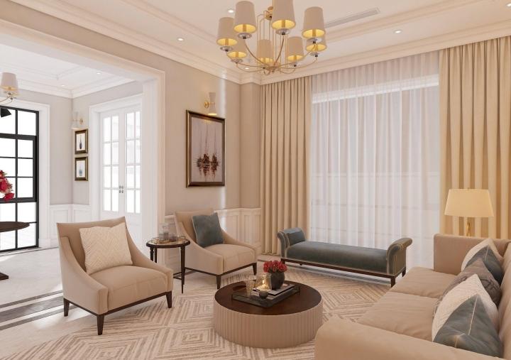 King Place Luxury Interior – địa chỉ thiết kế nội thất chuyên nghiệp - 4