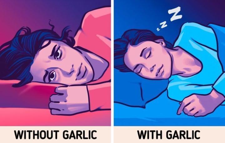 Có nên để tỏi dưới gối khi ngủ? - 4