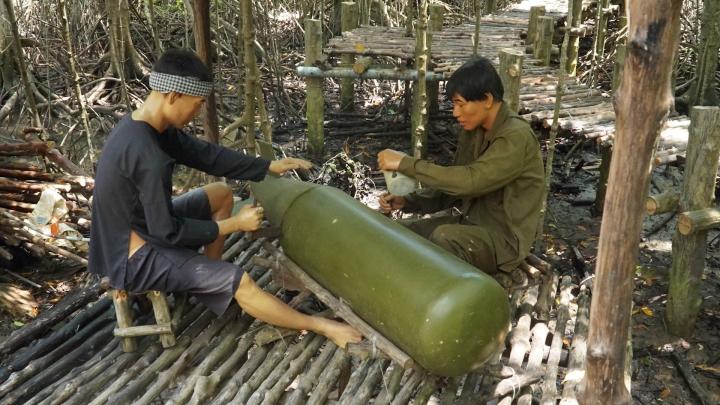 Ảnh: Khám phá chiến khu rừng Sác - căn cứ nổi của lính đặc công Việt Nam - 4