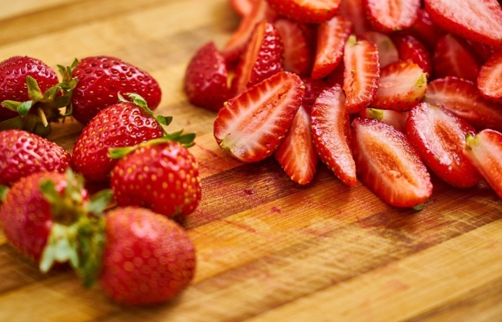 8 loại trái cây tốt cho tim mạch - 1