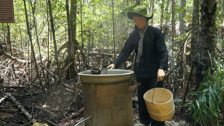 Ảnh: Khám phá chiến khu rừng Sác - căn cứ nổi của lính đặc công Việt Nam - 6
