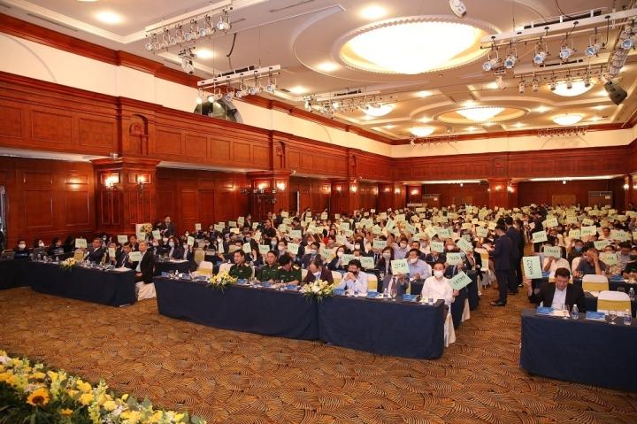 Đại hội đồng cổ đông MB: Thách thức là cơ hội bứt phá mạnh mẽ - 6