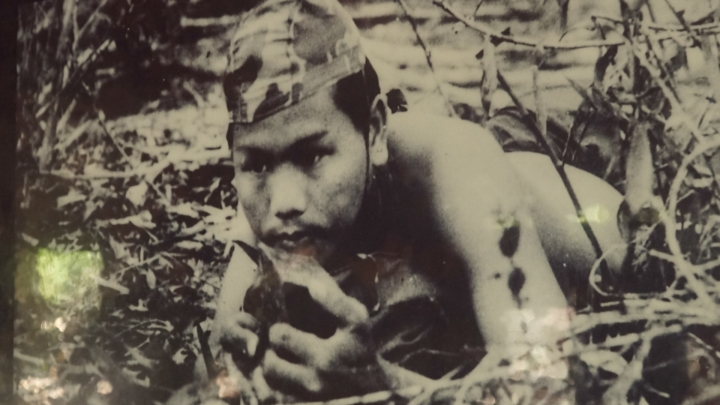Ảnh: Khám phá chiến khu rừng Sác - căn cứ nổi của lính đặc công Việt Nam - 16