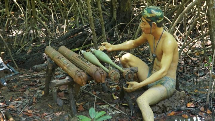 Ảnh: Khám phá chiến khu rừng Sác - căn cứ nổi của lính đặc công Việt Nam - 17