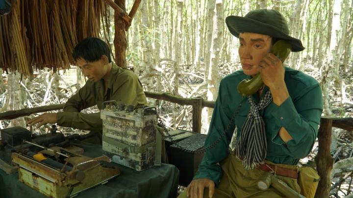 Ảnh: Khám phá chiến khu rừng Sác - căn cứ nổi của lính đặc công Việt Nam - 3