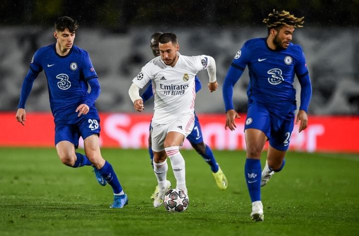 Kết quả Champions League: Hòa Real Madrid, Chelsea chiếm lợi thế lớn - 3