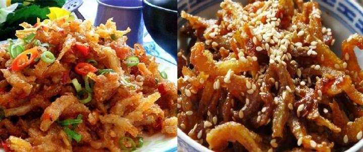Món ngon mỗi ngày: Cá cơm chiên tỏi ớt - 1