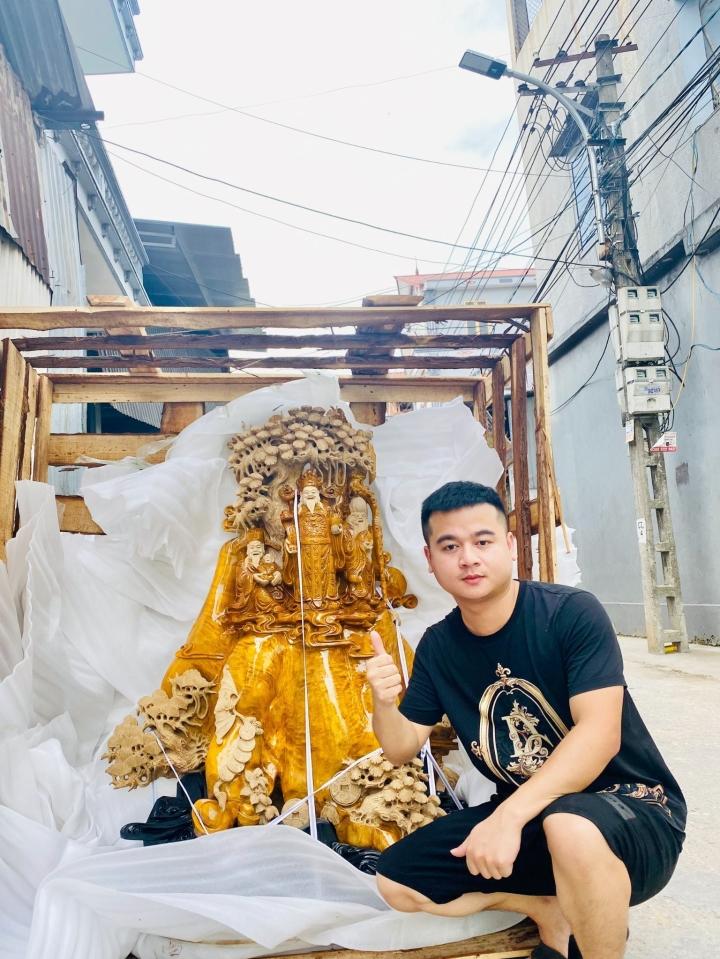 9x Đỗ Phi Đình và hành trình viết tiếp truyền thống nghề thủ công mỹ nghệ - 1