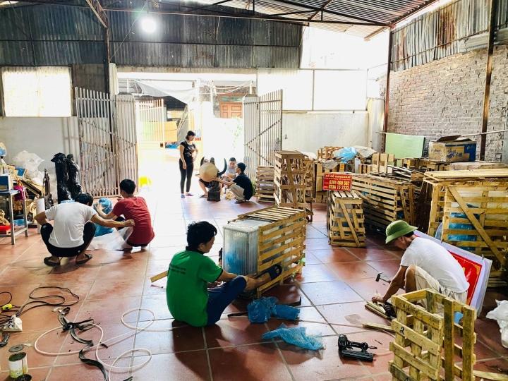 9x Đỗ Phi Đình và hành trình viết tiếp truyền thống nghề thủ công mỹ nghệ - 4