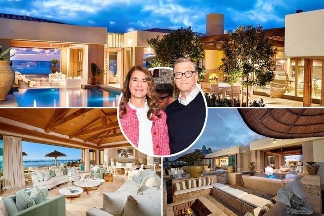 Khối bất động sản khổng lồ của tỷ phú Bill Gates  - 4