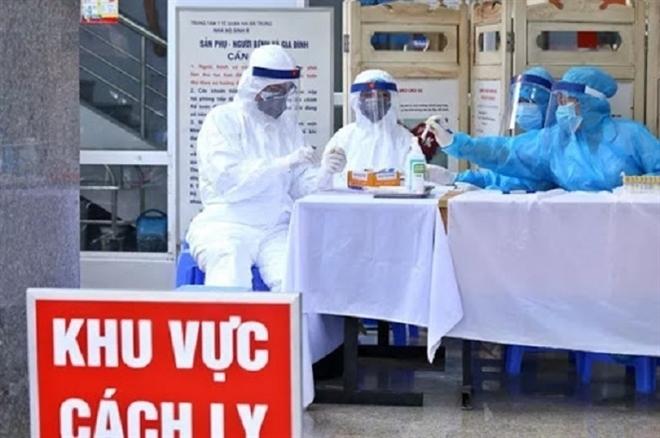 Kết quả xét nghiệm 42 người cùng tầng chung cư với ca dương tính nCoV ở Hà Nội