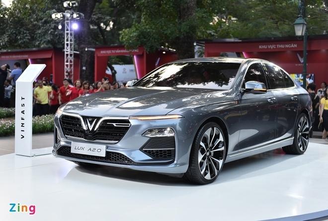 Những lựa chọn ôtô tầm giá 1,3 tỷ đồng, đủ loại từ sedan tới bán tải - 1