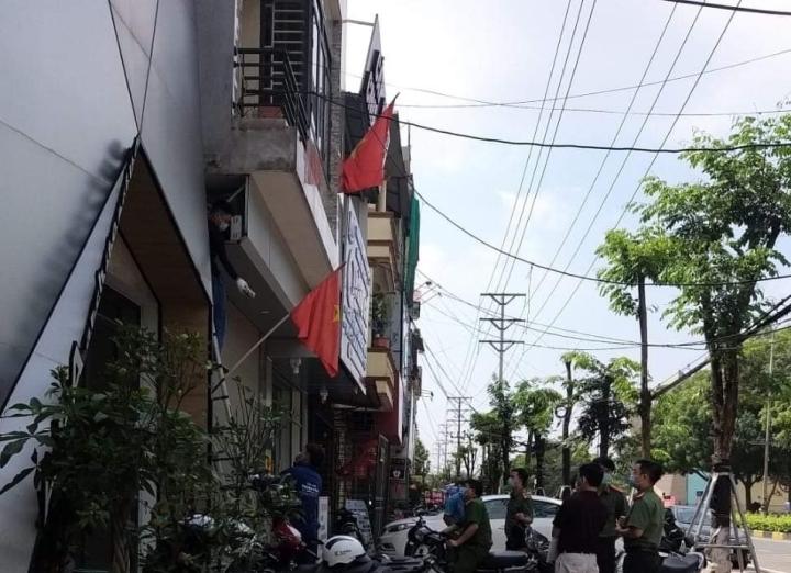 Vĩnh Phúc bắt giữ 52 người Trung Quốc nhập cảnh trái phép - 1