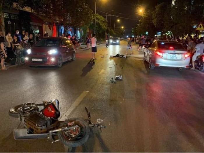 Truy tìm tài xế ô tô tông chết nữ sinh ở Hải Dương rồi điên cuồng lái xe bỏ chạy - 1