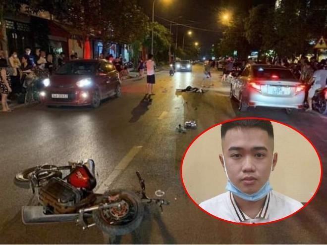 Ô tô tông chết nữ sinh rồi bỏ chạy: Tài xế không bằng lái, vi phạm nồng độ cồn - 1