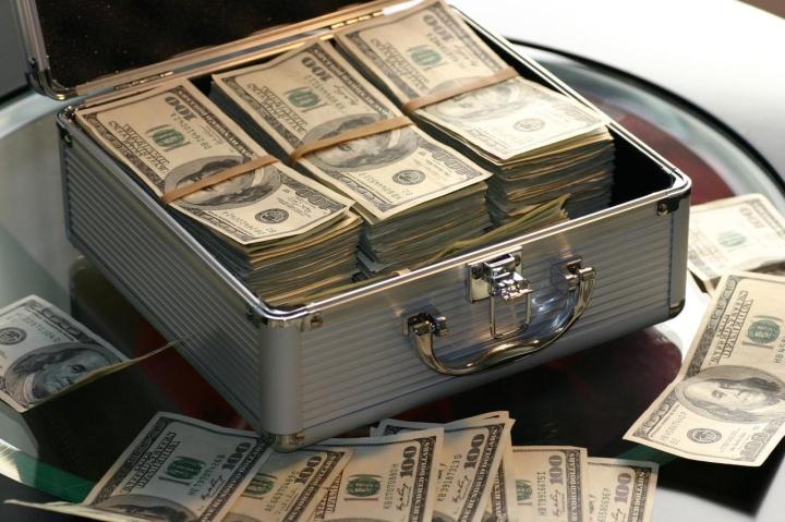 Tỷ giá USD hôm nay 5/5:  Đồng USD tăng vọt - 1