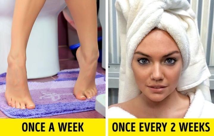 Bao nhiêu lâu nên giặt quần jean, khăn tắm... một lần? - 3
