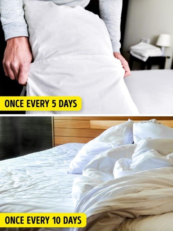 Bao nhiêu lâu nên giặt quần jean, khăn tắm... một lần? - 5