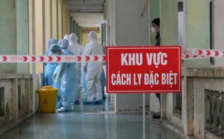 Nghệ An ghi nhận một trường hợp dương tính SARS-CoV-2 - 1
