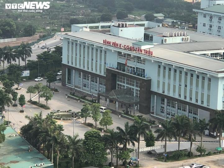 Gần 8.000 người liên quan ổ dịch Bệnh viện K và Bệnh viện Bệnh Nhiệt đới TW - 3