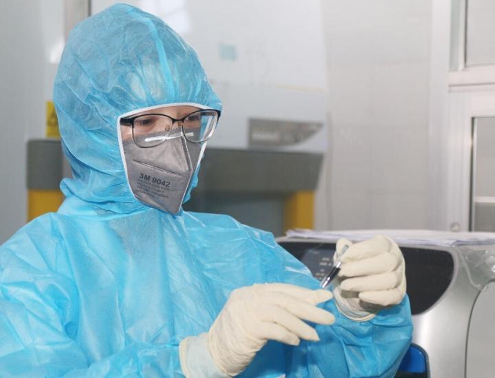 Hà Nam ghi nhận thêm trường hợp dương tính với SARS-CoV-2 - 1