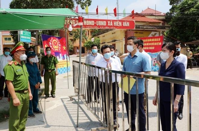 Bắc Ninh chủ động dập dịch: Truy vết thần tốc, khoanh vùng rộng, phong tỏa hẹp