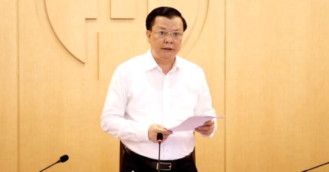 Bí thư Hà Nội: Không thực hiện giãn cách, phong tỏa một cách chủ quan