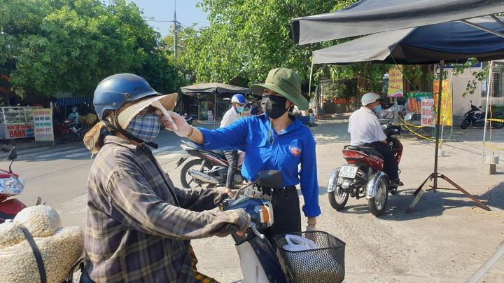 Quảng Nam thần tốc truy vết các F1 của 4 bệnh nhân COVID-19 ở Đà Nẵng