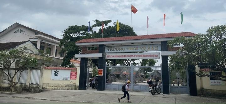 Học sinh ở Bình Định sẽ kết thúc năm học sớm